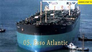 The Top 10 World's Biggest Ships