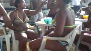 Haiti Twoubadou Live At The Beach