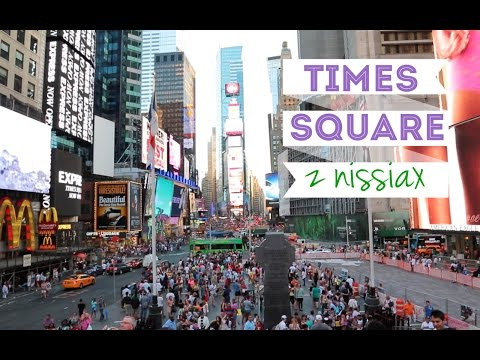 New York z nissiax - Times Square