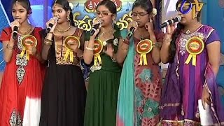 Padutha Theeyaga - పాడుతా తీయగా - 28th July 2014