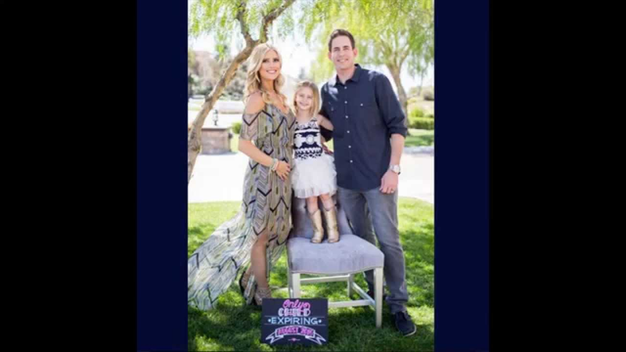 HGTV's Tarek and Christina El
