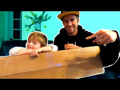 BRAILLE Skate Unboxing