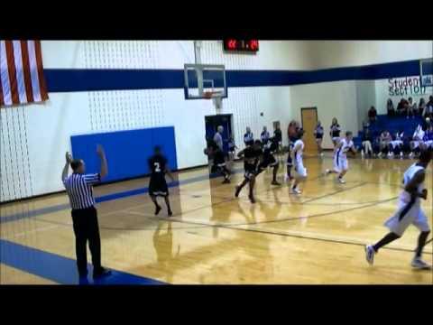 Quick Senior Season Highlights .. Kingwood Christian School : Jordan Vance 2011-2012