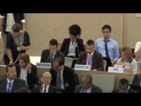 CFI Statement on Online Freedom of Expression at the 27th UN Human Rights Council - 9/16/14