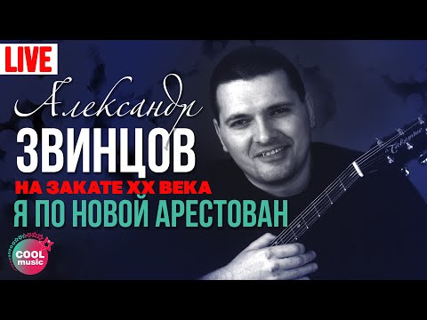 Клипы Александр Звинцов - Я по новой арестован смотреть клипы