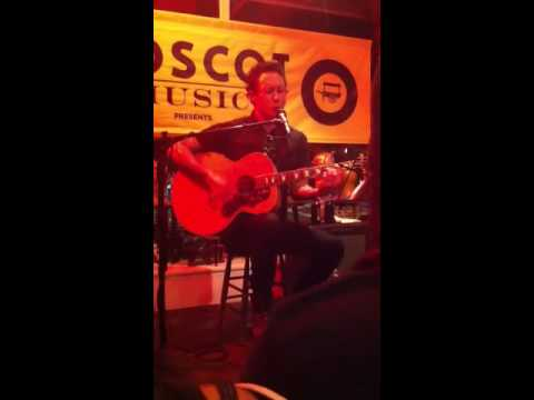 Matt Heafy of Trivium plays an acoustic version of