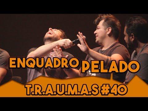T.R.A.U.M.A.S. #40 - PELADO NO PAGODE (VIVO RIO, RJ) Vídeos de zueiras e brincadeiras: zuera, video clips, brincadeiras, pegadinhas, lançamentos, vídeos, sustos