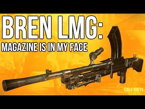 WW2 In Depth: Bren LMG (Call of Duty: WWII)
