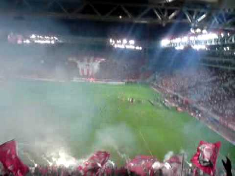 Olympiakos - Ymnos video