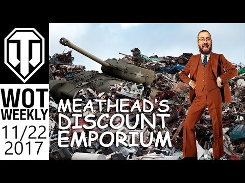 PC: World of Tanks #39 - Meathead's Discount Emporium Returns!