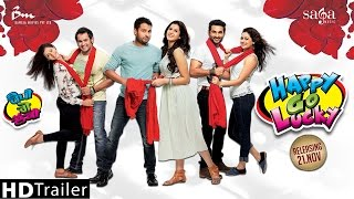 Best of Luck - HAPPY GO LUCKY - Trailer | Amrinder Gill | New Punjabi Movies 2014 Full Movie In Theatres Now