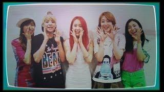 에프엑스_ dodol pop package_ex. Morning Call