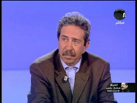 image vid�o عبد المجيد بلعيد : خويا كان متأكّد من إغتياله