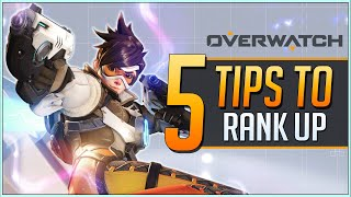 5 TIPS to IMPROVE in Overwatch