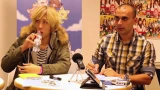 Inio Asano   Entrevista - XXI Salón del Manga de Barcelona 2015 [CoolJapan.es]