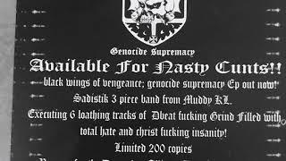 Black wings of vengeance