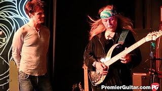 Uli Jon Roth - Premier Guitarが機材インタビュー動画約33分を公開(試奏あり) thm Music info Clip