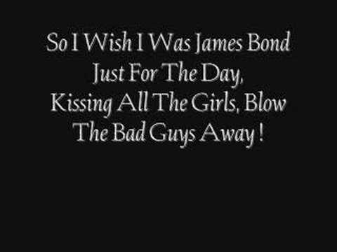 Scouting For Girls - James Bond