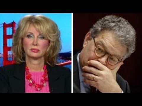 Melanie Morgan: Al Franken harassed me after TV appearance
