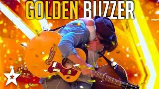 Download Lagu Father and Son Get GOLDEN BUZZER on Britain's Got Talent | Got Talent Global Gratis STAFABAND