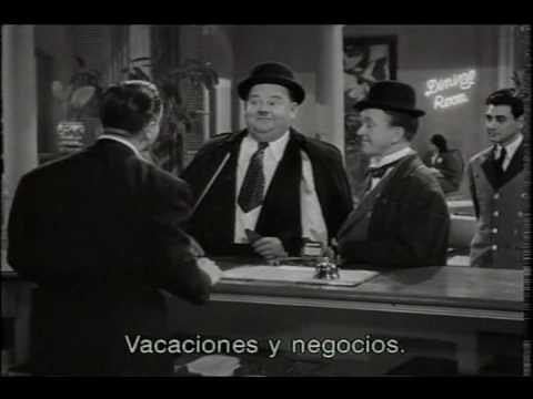 The Bullfighters - Laurel & Hardy (Parte 1)