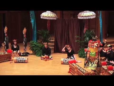 Andrián Pertout - Gamelan Cahaya Asri Lawrence University Part1