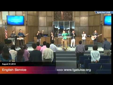 August 31,2014 English Service
