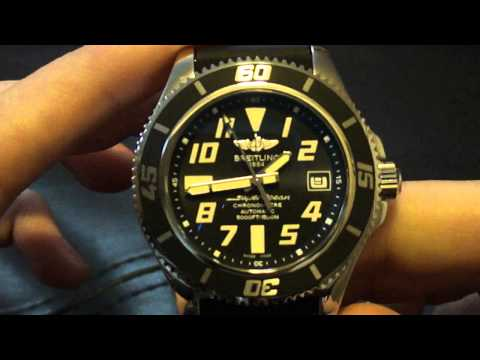 Breitling Superocean 2 2010 Review
