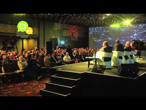 John Duschinsky at Creative Innovation 2013 Asia Pacific (Ci2013) -