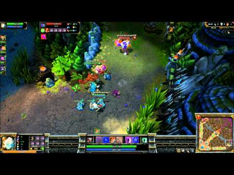 Tristana Epic Game part 1/2