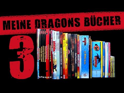 DreamWorks Dragons ™ Meine Bücher Sammlung - Teil 3 - Vorstellung / Review