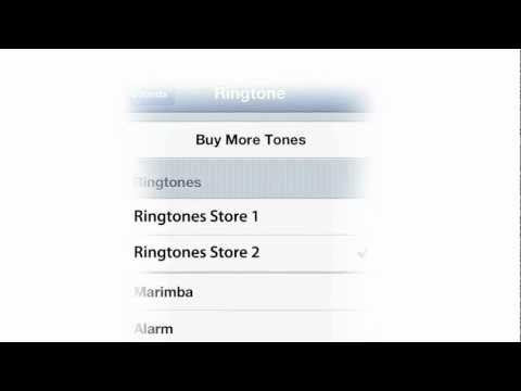 How To Transfer Your Ringtones To Iphone ( Sonneries , Klingeltöne , 着メロ , 링톤  ) video
