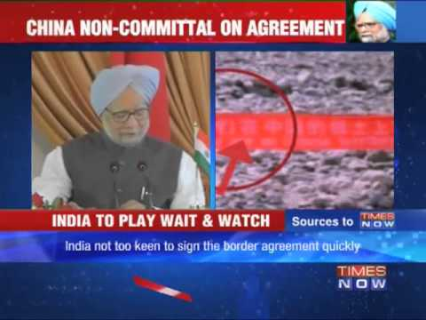 Indo-China Border pact: Delhi to wait and watch?