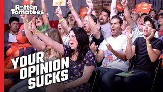 Your Opinion Sucks LIVE! @ Comic-Con 2018