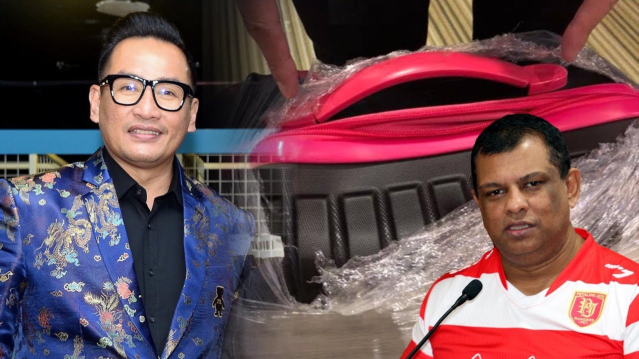 AC Mizal's luggage damaged by airport chute, says AirAsia boss
