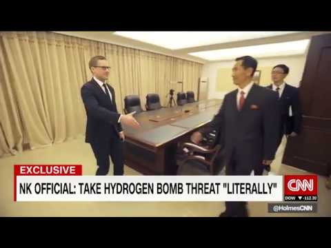 North Korea: Take hydrogen bomb threat literally
