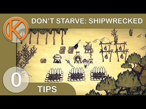 10 Awesome Survival Tips For Don't Starve Shipwrecked