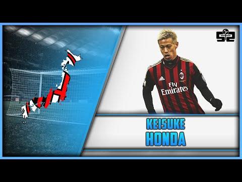 Keisuke Honda |Goals,Skills,Assists| AC Milan - 2014/2015 Review HD