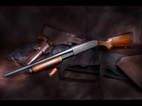 Tokyo Marui M870 Wood Stock Shotgun