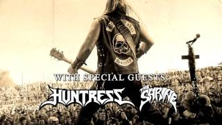 BLACK LABEL SOCIETY - DOOM TROOPING INTO 2016