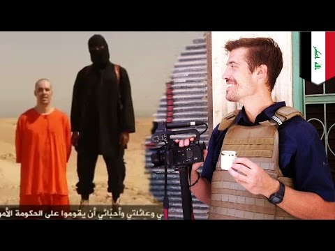 Beheaded by Islamic State thug: James Foley, photojournalist, RIP