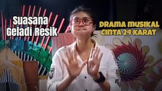 Gladi Resik Drama Musikal Cinta 24 Karat Erie Suzan Channel Eps 8 Part Iii