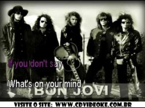 Bon Jovi   Make A Memory