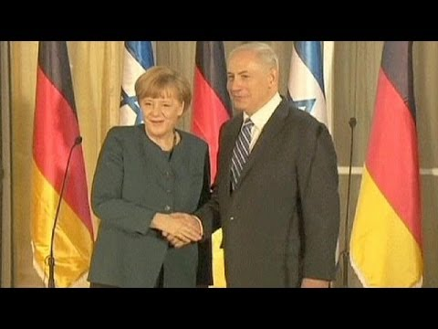 Israeli PM warns German Chancellor of Iran's threat to world security