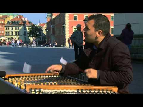 Cymbały W Warszawie Cimbalom Dulcimer George Balan, Autumn Leaves My Way Ballad For Adeline, Street