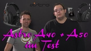 Der groe Headset-Test - Astro A40 + A50 - obere Kategorie