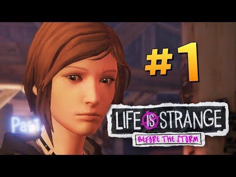ЭТО РОК КОНЦЕРТ, ДЕТКА! - Life Is Strange: Before The Storm #1