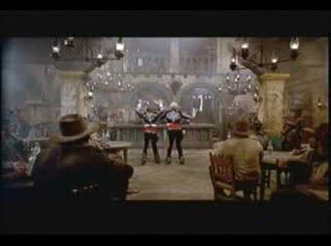 The Three Amigos Sing My Little Buttercup, extrait de 3 amigos ! (1986)