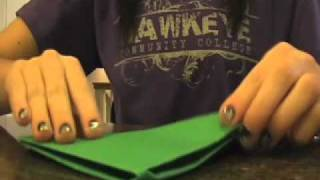 Crafts With Lizzie Episode 7: Origami Frog