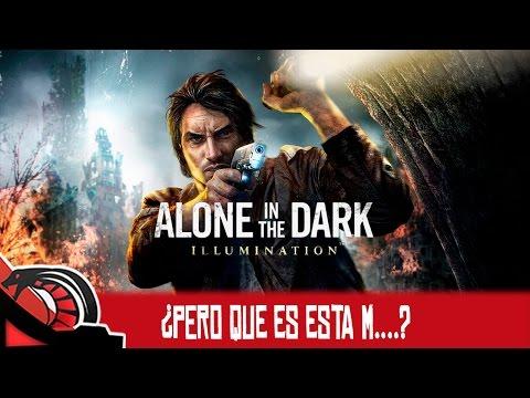 ¿PERO QUE ES ESTA M.....? | Alone In The Dark: Illumination
